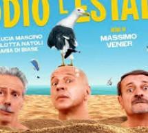 """Al Cinema Italia il film del """"Trio Aldo Giovanni Giacomo"""" """"Odio l'estate"""". Da venerdì 7 febbraio."""