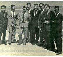 PASOLINI A SAMPIERI, CON I GIOVANI DEL BRANCATI…ERA L'ANNO 1959