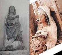 """Versione digitale del libro """"La Madonna di Sion"""" di Modica Scala, del 1974."""