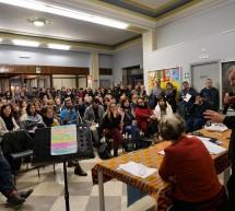 """Don Ciotti a Scicli: """"cambiare si può e si deve""""."""