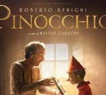 """Al Cinema Italia il film """"Pinocchio"""". Dal 6 al l'11 marzo."""