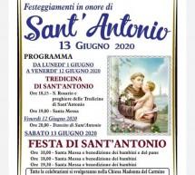 La Festa di Sant'Antonio a Scicli