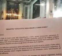 La musica d'organo ritorna con il M.° Marcello Pellegrino. Serata memorabile a Santa Maria La Nova.