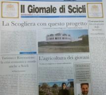 Il Caso Scogliera apre il nuovo numero del GdS già in edicola da sabato 13 giugno.
