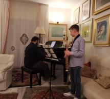 Giovane musicista di Scicli suona nella Giornata della Difesa della Terra