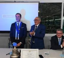 Alessandro Guarino nuovo presidente del Rotary Club di Scicli