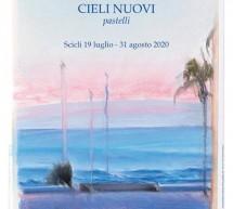 """Cieli nuovi, i pastelli di Franco Polizzi al """"Brancati"""". Inaugurazione domenica 19 luglio."""