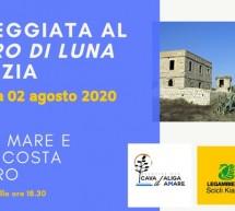 Il 2 agosto passeggiata al chiaro di luna e pulizia al Parco di Costa di Carro con Legambiente Scicli Kiafura e Associazione Cava D'Aliga d'aMare