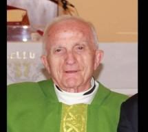 Scompare Padre Giuseppe Scivoletto