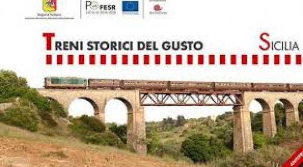 A Scicli il Treno storico del gusto. Domenica 20 settembre.
