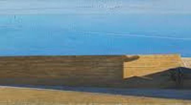 """Piero Guccione: il video """"Le linee del mare e della terra, 1972-1979″"""