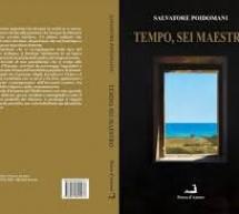 """Alla Piazzetta Aleardi si presenta il libro """"Tempo, sei maestro"""". Conversazione con l'autore sabato 12 sett."""