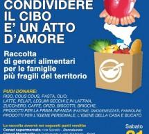 """""""Carrello sospeso"""": raccolta generi alimentari promossa dal Lions Club di Scicli."""