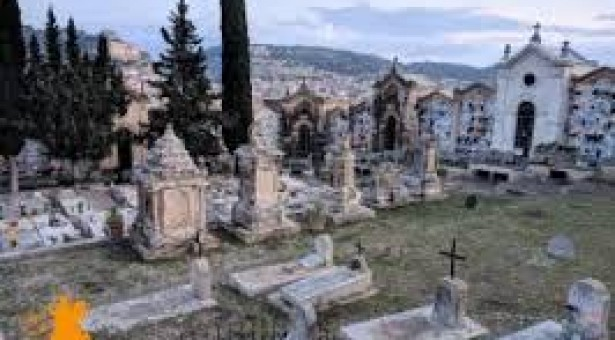 Accesso del pubblico al Cimitero di Scicli dal 30 ottobre al 2 novembre.