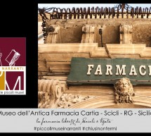 Un video sull'antica Farmacia Cartia
