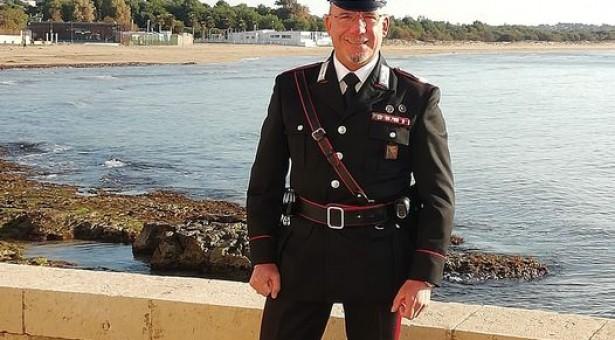 In pensione il carabiniere Salvatore Assenza