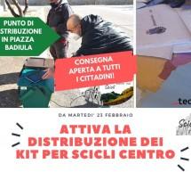Raccolta rifiuti: porta a porta in tutto il territorio del Comune di Scicli. Ritirare i kit!