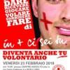 Corso per Volontari della Croce Rossa a Scicli.